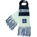 Burley Carlton Blues AFL Bar Scarf Burley Carlton Blues AFL Bar Scarf