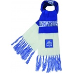 Burley North Melbourne Kangaroos AFL Bar Scarf Burley North Melbourne Kangaroos AFL Bar Scarf