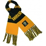Burley Richmond Tigers AFL Bar Scarf Burley Richmond Tigers AFL Bar Scarf