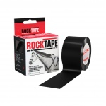 RockTape STD Kinesiology Tape - 5cm x 5m BLACK RockTape STD Kinesiology Tape - 5cm x 5m BLACK