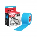 RockTape STD Kinesiology Tape - 5cm x 5m BLUE RockTape STD Kinesiology Tape - 5cm x 5m BLUE