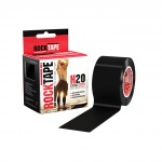 RockTape H20 Kinesiology Tape - 5cm x 5m BLACK RockTape H20 Kinesiology Tape - 5cm x 5m BLACK