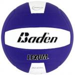 BADEN Lexum Volleyball - Purple/White BADEN Lexum Volleyball - Purple/White