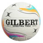 Gilbert Spectra T500 Netball - WHITE Gilbert Spectra T500 Netball - WHITE