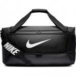 Nike Brasilia 9.0 Medium Training Duffle Bag - BLACK Nike Brasilia 9.0 Medium Training Duffle Bag - BLACK