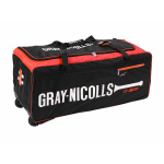 Gray-Nicolls 900 Cricket Wheel Bag - BLK/RED Gray-Nicolls 900 Cricket Wheel Bag - BLK/RED