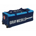 Gray-Nicolls GN 800 Cricket Wheel Bag - BLUE Gray-Nicolls GN 800 Cricket Wheel Bag - BLUE