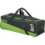 Kookaburra Pro 600 Cricket Wheel Bag - Charcoal/Lime - 2019/2020 Kookaburra Pro 600 Cricket Wheel Bag - Charcoal/Lime - 2019/2020