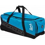Kookaburra Pro 1000 Cricket Wheel Bag - Cobalt/Black - 2019/2020 Kookaburra Pro 1000 Cricket Wheel Bag - Cobalt/Black - 2019/2020