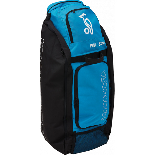 Kookaburra Pro 1500 Duffle Cricket Bag - Cobalt/Black - 2019/2020