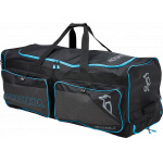 Kookaburra Pro Players LE Cricket Wheel Bag - Black/Cobalt - 2019/2020 Kookaburra Pro Players LE Cricket Wheel Bag - Black/Cobalt - 2019/2020