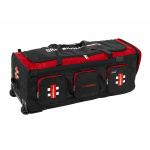 Gray-Nicolls GN 2000 Cricket Wheel Bag - Black/Red Gray-Nicolls GN 2000 Cricket Wheel Bag - Black/Red