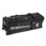 Gray-Nicolls GN 1500 Cricket Wheel Bag - Black Gray-Nicolls GN 1500 Cricket Wheel Bag - Black