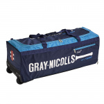 Gray-Nicolls GN 1200 Cricket Wheel Bag - BLUE Gray-Nicolls GN 1200 Cricket Wheel Bag - BLUE