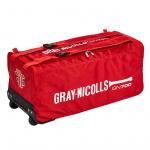 Gray-Nicolls 700 Cricket Wheel Bag - RED Gray-Nicolls 700 Cricket Wheel Bag - RED