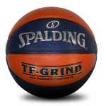 Spalding TF-Grind Indoor/Outdoor Basketball - ORANGE/NAVY - SIZE 7 Spalding TF-Grind Indoor/Outdoor Basketball - ORANGE/NAVY - SIZE 7