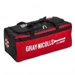 Gray-Nicolls GN 500 Cricket Bag - BLACK/RED Gray-Nicolls GN 500 Cricket Bag - BLACK/RED