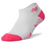 New Balance Junior Training Ped Sock - (size 1-6) - Alpha Pink New Balance Junior Training Ped Sock - (size 1-6) - Alpha Pink