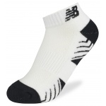 New Balance Kids Training Ped Sock (size 1-6) - White New Balance Kids Training Ped Sock (size 1-6) - White