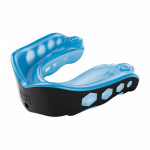 Shock Doctor GEL Max Youth Mouthguard - BLUE/BLACK Shock Doctor GEL Max Youth Mouthguard - BLUE/BLACK