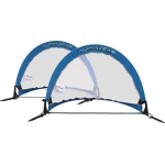 Alpha Gear 2.5ft Round Pop Up Goals - Pair Alpha Gear 2.5ft Round Pop Up Goals - Pair