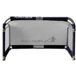 Alpha Gear Elite Aluminium Folding Goal - 4ft x 2.5ft Alpha Gear Elite Aluminium Folding Goal - 4ft x 2.5ft