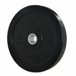 Bodyworx Black Bumper Plate - 5kg Bodyworx Black Bumper Plate - 5kg