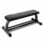 Bodyworx Flat Bench with Dumbell Rack Bodyworx Flat Bench with Dumbell Rack