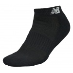 New Balance Men's Response Ped Sock (Size 7-11) - Black New Balance Men's Response Ped Sock (Size 7-11) - Black