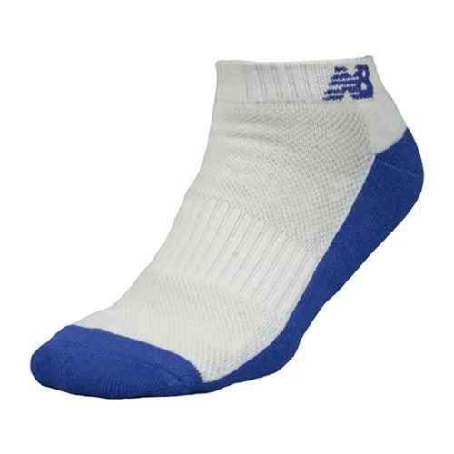 New Balance Men's Response Ped Sock (Size 7-11) - Optic Blue