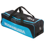 Kookaburra Pro 5.0 Cricket Wheel Bag - Black/Blue Kookaburra Pro 5.0 Cricket Wheel Bag - Black/Blue