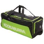 Kookaburra Pro 3.0 Cricket Wheel Bag - Black/Lime Kookaburra Pro 3.0 Cricket Wheel Bag - Black/Lime