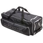 Kookaburra Pro Players 1.0 Cricket Wheel Bag - BLACK/WHITE Kookaburra Pro Players 1.0 Cricket Wheel Bag - BLACK/WHITE