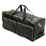 Kookaburra Pro Players LE Cricket Wheel Bag - BLACK/LIME Kookaburra Pro Players LE Cricket Wheel Bag - BLACK/LIME