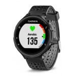 Garmin Forerunner 235 GPS Heart Rate Monitor - Black/Grey Garmin Forerunner 235 GPS Heart Rate Monitor - Black/Grey