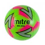 Mitre Impel Futsal Ball - GREEN/PINK Mitre Impel Futsal Ball - GREEN/PINK
