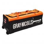 Gray-Nicolls GN 1200 Cricket Wheel Bag - ORANGE Gray-Nicolls GN 1200 Cricket Wheel Bag - ORANGE