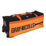 Gray-Nicolls 800 Cricket Wheel Bag - ORANGE Gray-Nicolls 800 Cricket Wheel Bag - ORANGE