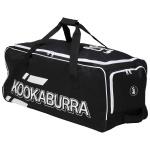 Kookaburra PRO 3.0 Cricket Wheelie Bag - BLACK/WHITE Kookaburra PRO 3.0 Cricket Wheelie Bag - BLACK/WHITE