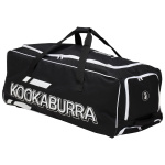 Kookaburra PRO 2.0 Cricket Wheelie Bag - BLACK/WHITE Kookaburra PRO 2.0 Cricket Wheelie Bag - BLACK/WHITE
