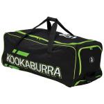 Kookaburra PRO 2.0 Cricket Wheelie Bag - BLACK/LIME Kookaburra PRO 2.0 Cricket Wheelie Bag - BLACK/LIME