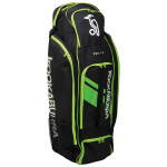 Kookaburra Pro 1.0 Cricket Duffle Bag - Black/Lime Kookaburra Pro 1.0 Cricket Duffle Bag - Black/Lime