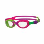 ZOGGS Little Super Seal Kids Goggle - Green/Purple/Pink/Clear ZOGGS Little Super Seal Kids Goggle - Green/Purple/Pink/Clear