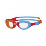 ZOGGS Little Super Seal Kids Goggle - Orange/Blue/Red/Clear ZOGGS Little Super Seal Kids Goggle - Orange/Blue/Red/Clear
