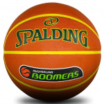 Spalding Boomers Rubber Basketball - Size 6 Spalding Boomers Rubber Basketball - Size 6