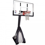 SPALDING THE BEAST 60 inch PORTABLE BASKETBALL SYSTEM