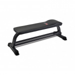 Bodyworx CX661FB Flat Bench with Dumbbell Rack Bodyworx CX661FB Flat Bench with Dumbbell Rack