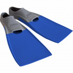 ZOGGS Long Blade Rubber Fins - SIZE 8-9 ZOGGS Long Blade Rubber Fins - SIZE 8-9