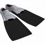 ZOGGS Long Blade Rubber Fins - SIZE 10-11 ZOGGS Long Blade Rubber Fins - SIZE 10-11