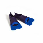ZOGGS Ultra Silicone Short Blade Fin - SIZE 12-2 JNR ZOGGS Ultra Silicone Short Blade Fin - SIZE 12-2 JNR